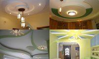 Потолок натяжной или из гипсокартона. Что выбрать?
